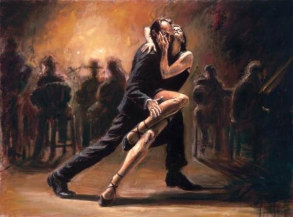 5 ženskih razlogovo zakaj začeti plesati tango