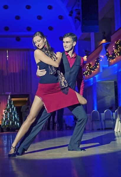 Tango šola - Mitja Drenik - Lučka Zajec - foto Bostjan Tacol